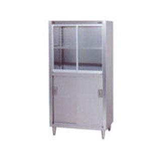 業務用 マルゼン 食器戸棚 BDS-096G 【 厨房機器 】 【 メーカー直送/後払い決済不可 】 【ECJ】