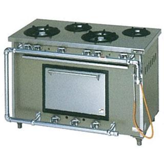 【業務用】 マルゼン スタンダードタイプガスレンジ MGR-126CS LPG(プロパンガス)【 厨房機器 】【 メーカー直送/後払い決済不可 】【ECJ】
