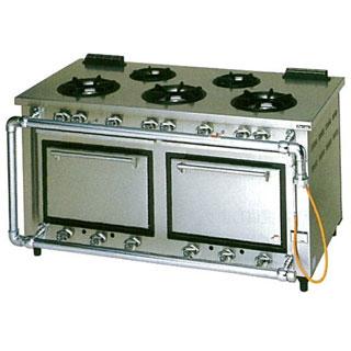 【業務用】マルゼン デラックスタイプガスレンジ〔MGRD-157CS〕 【 厨房機器 】 【 メーカー直送/後払い決済不可 】