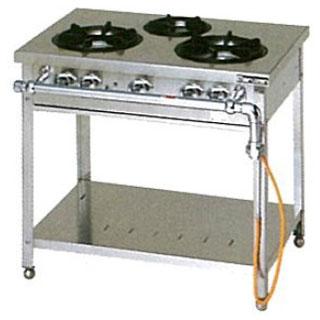 【業務用】 マルゼン スタンダードタイプガステーブル MGT-096CS LPG(プロパンガス)【 厨房機器 】【 メーカー直送/後払い決済不可 】【ECJ】