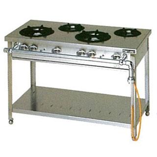 【業務用】マルゼン スタンダードタイプガステーブル〔MGT-126CS〕 【 厨房機器 】 【 メーカー直送/後払い決済不可 】 【 送料無料 】