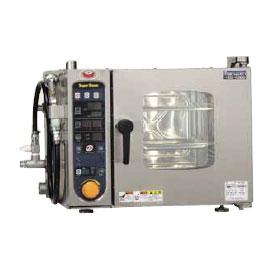 mar-SSCS-02MD スチコン 電気式 スチームコンベクションオーブン スーパースチーム シンプルシリーズ SSCS-02MD 【ECJ】