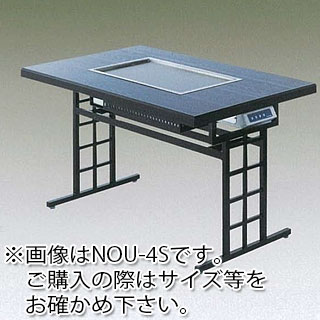 【業務用】業務用 電気お好み焼器 NOU-6S 【 厨房機器 】 【 メーカー直送/後払い決済不可 】