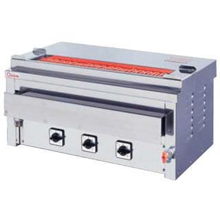 【業務用】押切電機 卓上型 電気グリラー (串焼卓上タイプ) GK-6T(給排水付) 760×410×350【 メーカー直送/後払い決済不可 】