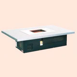 【業務用】押切電機 無煙電気式 ケムレスロースター KLV-234S 1200×800×350【 メーカー直送/後払い決済不可 】