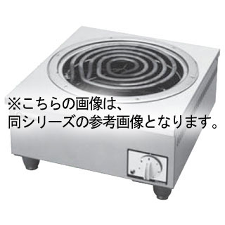 【業務用】押切電機 電気コンロ OEC-50P 600×500×250【 メーカー直送/後払い決済不可 】