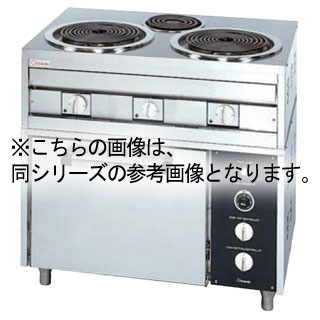 【業務用】押切電機 電気レンジ (オーブン付) OKRO-230PB 1800×750×850【 メーカー直送/後払い決済不可 】