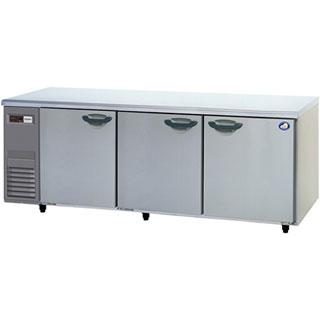 (2年保証)パナソニック 業務用冷蔵庫 横型 コールドテーブル SUR-K2171SA W2100×D750×H800mm【 業務用冷蔵庫 横型冷蔵庫 業務用横型冷蔵庫 台下冷蔵庫 コールドテーブル 】