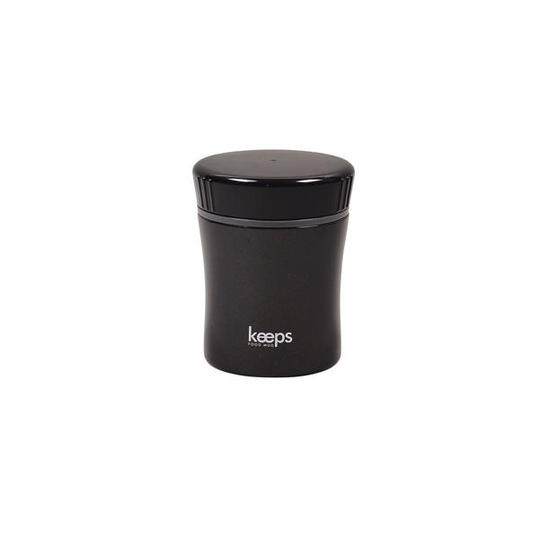 店内全品対象 prl-hb-266 ランチに便利なスープジャー パール金属 キープス フードマグ270 ブラック セットアップ ECJ