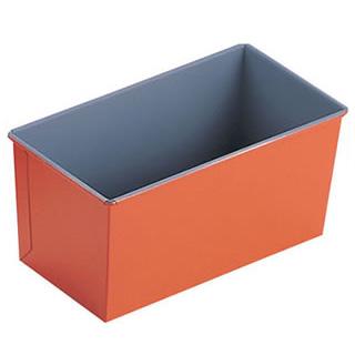【まとめ買い10個セット品】トッピングオレンジ パンパウンド ケーキ型 B-109(1斤)【 パン型 】 【ECJ】