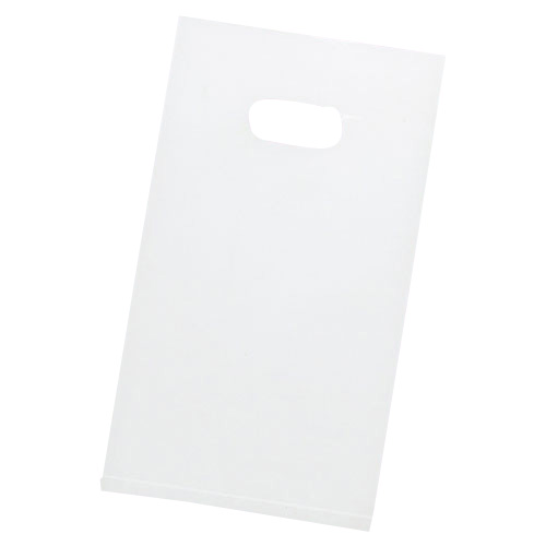 ポリソフト型透明薄口14.5×28cm4000枚 B6 ローコストタイプ 【ECJ】