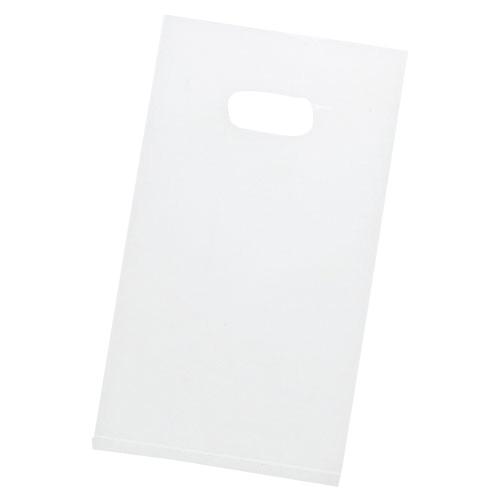 ポリ袋ソフト型透明薄口16×30cm3000枚 A5 ローコストタイプ 【ECJ】