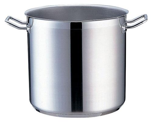 【まとめ買い10個セット品】TKG PRO(プロ)寸胴鍋(蓋無) 22cm