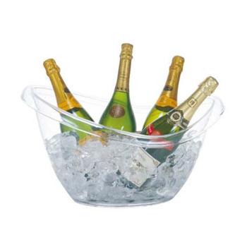 【まとめ買い10個セット品】ブッフェタブ オーバル AB-19【 ワイン・バー用品 】 【ECJ】