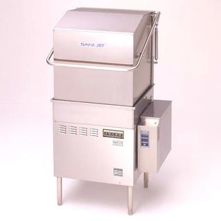 【業務用】サニジェット 業務用自動食器洗浄機 2.2LトリプルアームノズルSD113EA6 【 送料無料 】