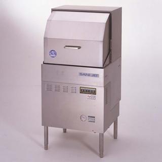 【業務用】サニジェット 業務用自動食器洗浄機 回転ドアタイプSD62SA
