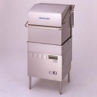 【業務用】サニジェット 業務用自動食器洗浄機 コンパクトドアタイプSD82EA6