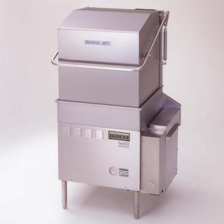 【業務用】サニジェット 業務用自動食器洗浄機 コンパクトドアタイプSD83GA