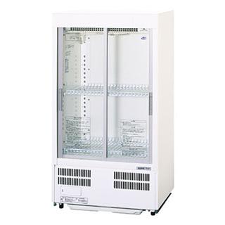 【業務用】パナソニック 冷蔵ショーケース SMR-M48SNB 600×360×1080 超薄型壁ピタタイプ【 メーカー直送/後払い決済不可 】
