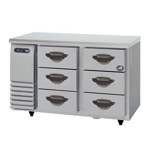 パナソニック ドロワー 冷蔵庫 SUR-DK1271-3 1200×750×800 mm【 業務用冷蔵庫 横型冷蔵庫 業務用横型冷蔵庫 台下冷蔵庫 コールドテーブル 】【 メーカー直送/後払い決済不可 】【ECJ】【PFS SALE】