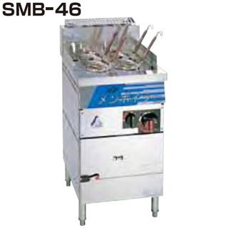 【業務用】高速メンボイラー SMB-46 450×600×800mm