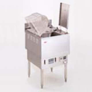 【業務用】サニクック 業務用自動調理機器 ゆで麺機 UM702E 【 メーカー直送/代引不可 】 【 送料無料 】