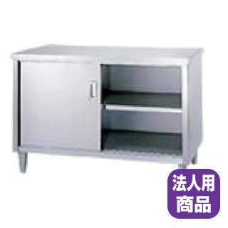 シンコーE型調理台片面E-9075