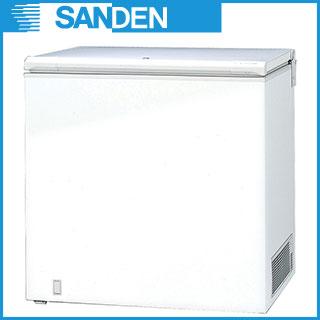 【業務用】サンデン 冷凍ショーケース チェストフリーザー SH-280XC 【 メーカー直送/後払い決済不可 】【PFS SALE】