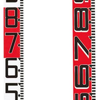 【業務用】【送料無料】 タジマ [TAJIMA] シムロンロッド-120[テープ幅120mm,長さ★20m,裏面仕様1mアカシロ,紙函 ] S 【メジャー 巻尺】