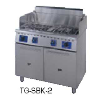 タニコースパゲティーボイラー(省エネタイプ)TG-SBK-1
