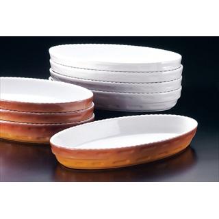 ロイヤル スタッキング 小判グラタン皿 カラー 38