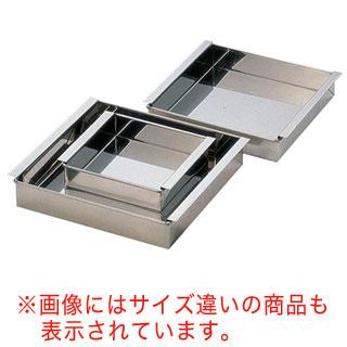 【まとめ買い10個セット品】SA18-8玉子豆腐器 関東型 30cm