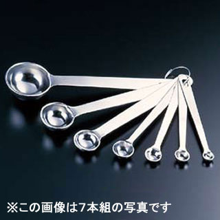 【まとめ買い10個セット品】18-8極厚計量スプーン 11本組 【ECJ】