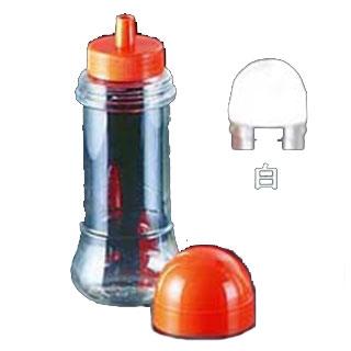 【まとめ買い10個セット品】食品ボトル FB-200 白 (12ヶ入)【 調味料入れ 容器 ドレッシングボトル 】 【ECJ】