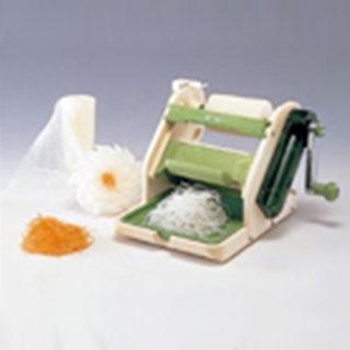 千葉工業所 新つまさん[かつらむき・つま切り用] 【 業務用 【 野菜調理機 】