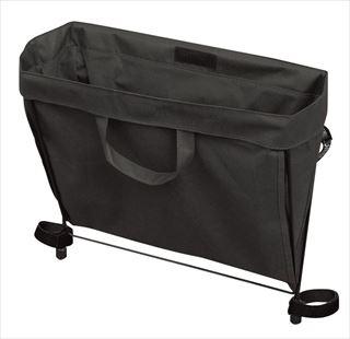 【まとめ買い10個セット品】【業務用】サイドバッグレスト 替バッグケース5枚入 SBR-3用 黒 【5-2044-0202】