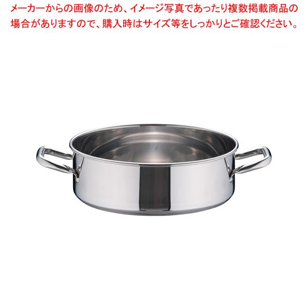 SAパワー・デンジ 外輪鍋(蓋無) 33cm【ECJ】【 外輪鍋 】