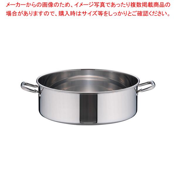 SAパワー・デンジ 外輪鍋(蓋無) 45cm【ECJ】【 外輪鍋 】