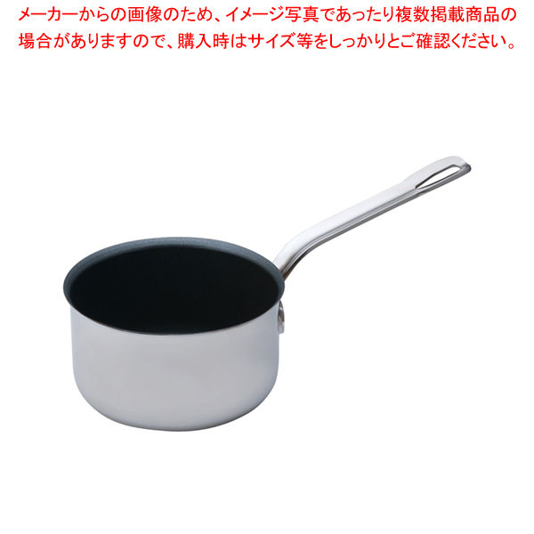 SAパワー・デンジ アルファシチューパン 15cm(蓋無)【 片手鍋 IH IH対応 】 【ECJ】