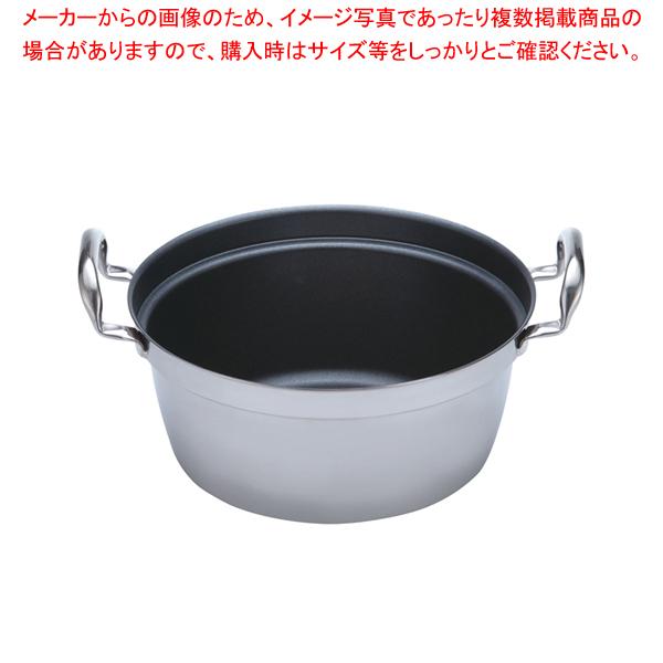 SAパワー・デンジ アルファ 円付鍋 33cm【 円付鍋 IH IH対応 】 【ECJ】