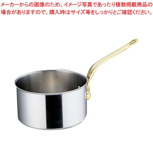 SAスーパーデンジ シチューパン(蓋無) 30cm【ECJ】【 シチューパン 】