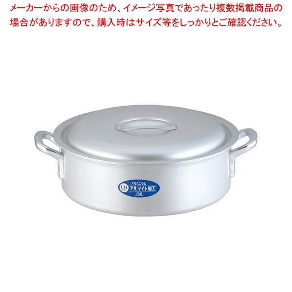 遠藤商事 / TKG IHアルミ 外輪鍋 42cm【ECJ】