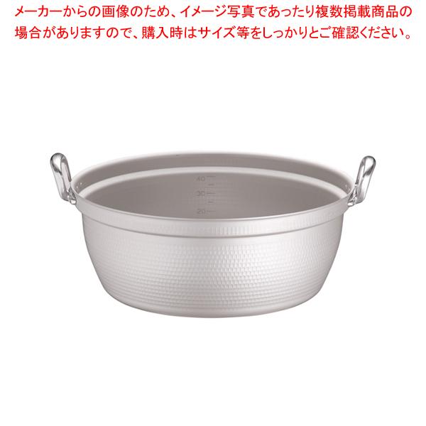 マイスター アルミ極厚円付鍋 (目盛付)60cm 【ECJ】
