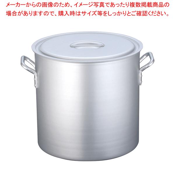 遠藤商事 / 寸胴鍋 アルミニウム(アルマイト加工) (目盛付)TKG 42cm【ECJ】