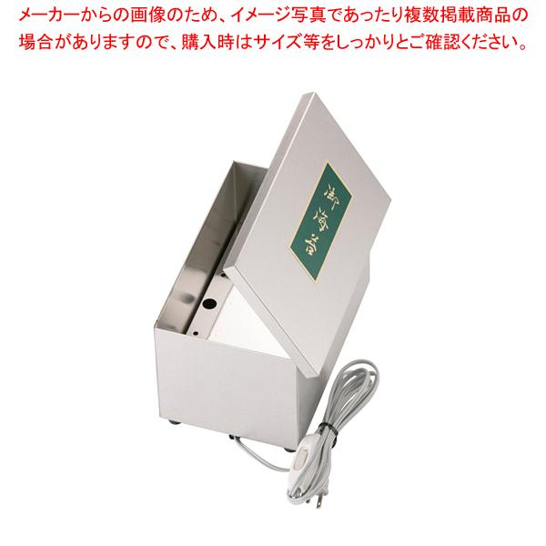 SA18-8 A型電気のり乾燥器 (電球式)【 海苔缶 】 【ECJ】
