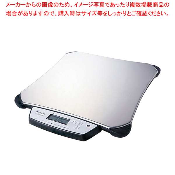 寺岡 薄型軽量台秤 DS-875 60kg【 メーカー直送/代引不可 】 【ECJ】