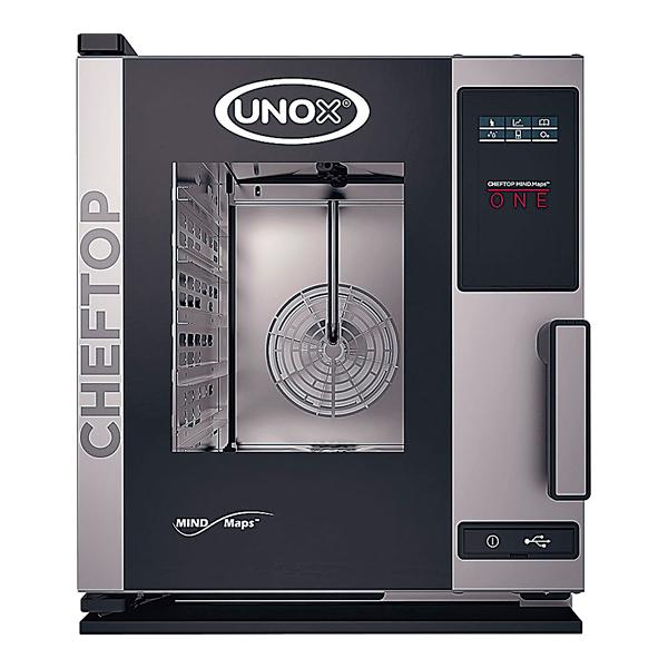 電気式 スチームコンベクションオーブン ウノックス XV-206ONE 【ECJ】