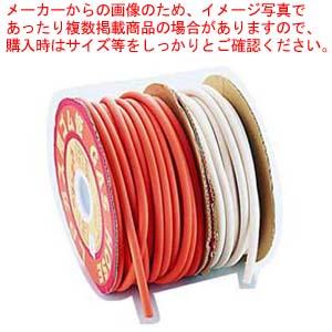 ガス用ゴム管 プロパンガス用[3分口] 50m巻 【 業務用 【 ガスコンロ 】