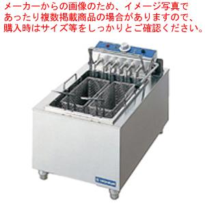 電気フライヤー 卓上タイプ(1槽式) TEF-13-4-1LN【 メーカー直送/代引不可 】 【ECJ】