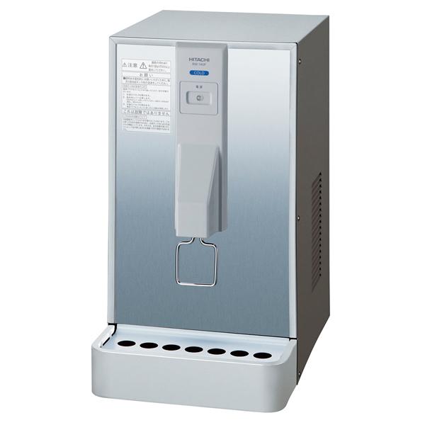 日立 冷水専用ウォータークーラー RW-145P(水道直結式)【ECJ】<br>【メーカー直送/代引不可】